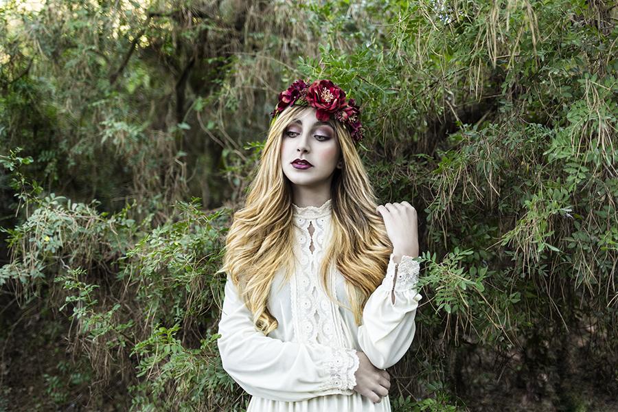 chica del bosque